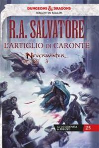 Cover L'Artiglio di Caronte