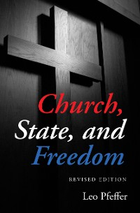 Cover Church, State, and Freedom