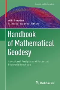 Cover Handbook of Mathematical Geodesy