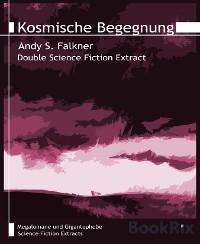Cover Kosmische Begegnung