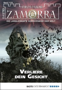 Cover Professor Zamorra 1176 - Horror-Serie