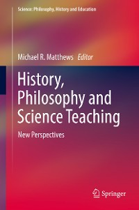 Cover History, Philosophy and Science Teaching
