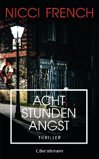 Cover Acht Stunden Angst