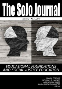 Cover SoJo Journal