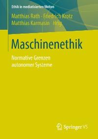 Cover Maschinenethik