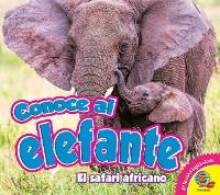 Cover Conoce al elefante