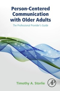 Cover Person-Centered Communication with Older Adults