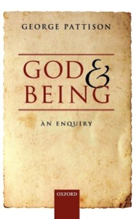 Cover God and Being