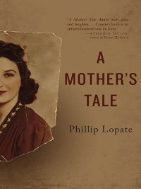 Cover A Mother's Tale