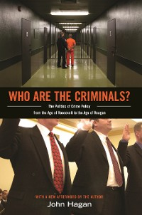 Cover Who Are the Criminals?