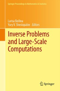 Cover Inverse Problems and Large-Scale Computations