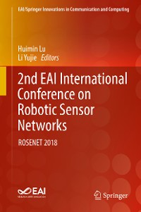Cover 2nd EAI International Conference on Robotic Sensor Networks