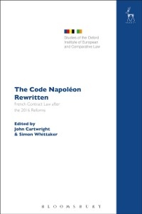 Cover Code Napol on Rewritten