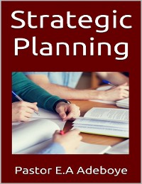 Cover Strategic Planning