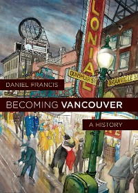 Cover Becoming Vancouver