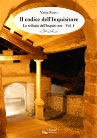 Cover Il codice dell'Inquisitore