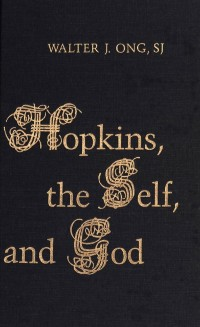 Cover Hopkins, the Self, and God