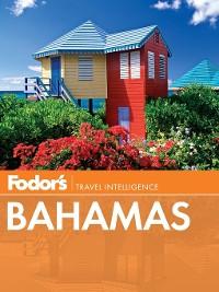 Cover Fodor's Bahamas