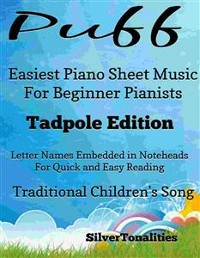 Cover Puff Easiest Piano Sheet Music Tadpole Edition