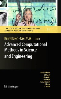 Cover Advanced Computational Methods in Science and Engineering