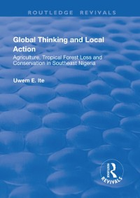 Cover Global Thinking and Local Action