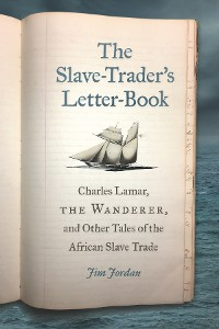 Cover The Slave-Trader's Letter-Book