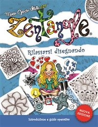 Cover Zentangle® - Rilassarsi disegnando