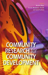 Cover Community Research for Community Development