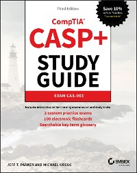 Cover CASP+ CompTIA Advanced Security Practitioner Study Guide