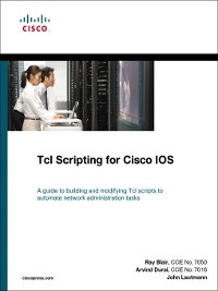 Cover Tcl Scripting for Cisco IOS