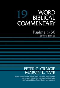 Cover Psalms 1-50, Volume 19