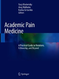 Cover Academic Pain Medicine