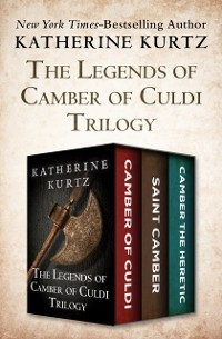Cover Legends of Camber of Culdi Trilogy