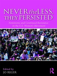 Cover Nevertheless, They Persisted