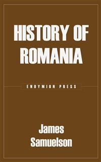 Cover History of Romania