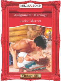 Cover Assignment: Marriage (Mills & Boon Vintage Desire)