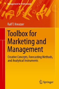 Cover Toolbox for Marketing and Management
