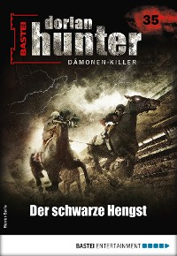 Cover Dorian Hunter 35 - Horror-Serie