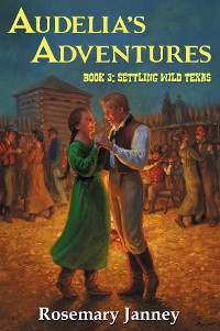 Cover Audelia's Adventures: Book 3