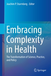 Cover Embracing Complexity in Health