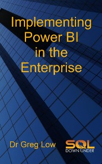 Cover Implementing Power BI in the Enterprise