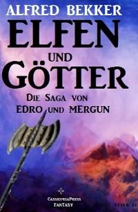 Cover Edro und Mergun - Elfen und Götter