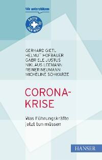 Cover Corona-Krise - Was Führungskräfte jetzt tun müssen