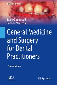 Cover General Medicine and Surgery for Dental Practitioners