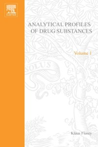 Cover Profiles of Drug Substances, Excipients and Related Methodology