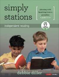 Cover Simply Stations: Independent Reading, Grades K-4