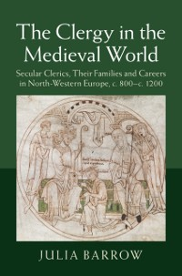 Cover Clergy in the Medieval World