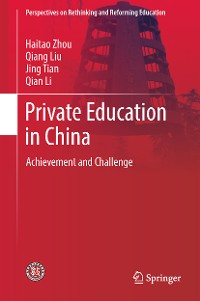 Cover Private Education in China