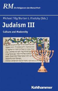 Cover Judaism III