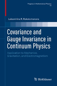 Cover Covariance and Gauge Invariance in Continuum Physics